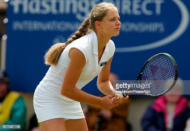The 2005 Hastings Direct International Tennis Anna Chakvetadze