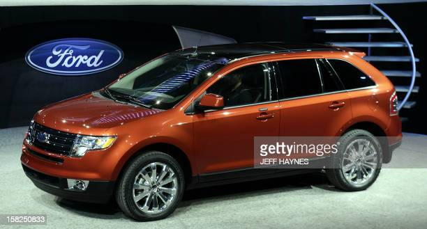 ford edge stock photos and pictures | getty images