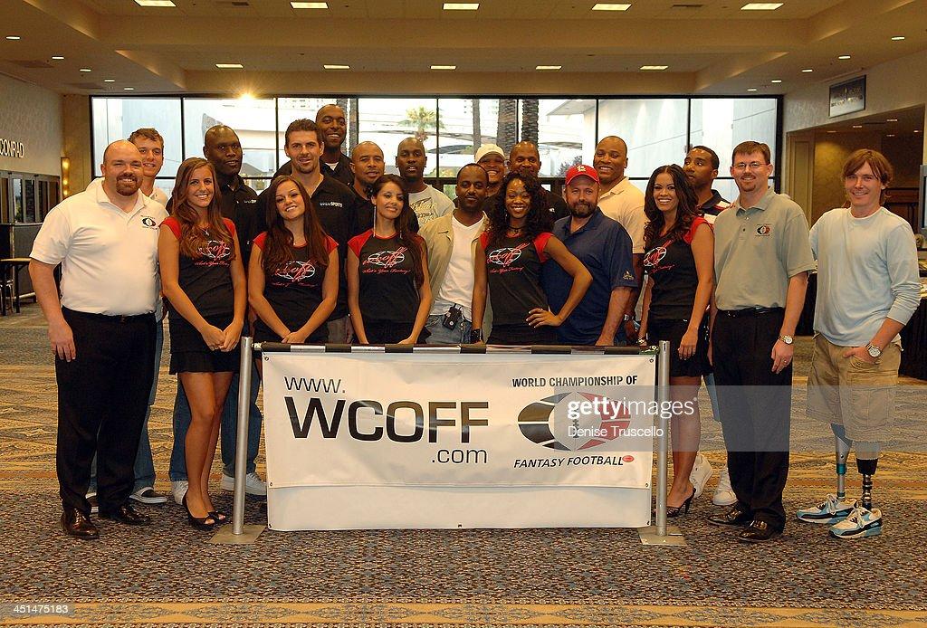 Las Vegas Celebrity Fantasy Football League