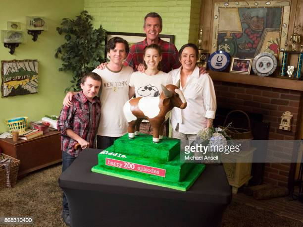 THE MIDDLE 'The 200th' 'The Middle celebrates its milestone 200th episode HEATON