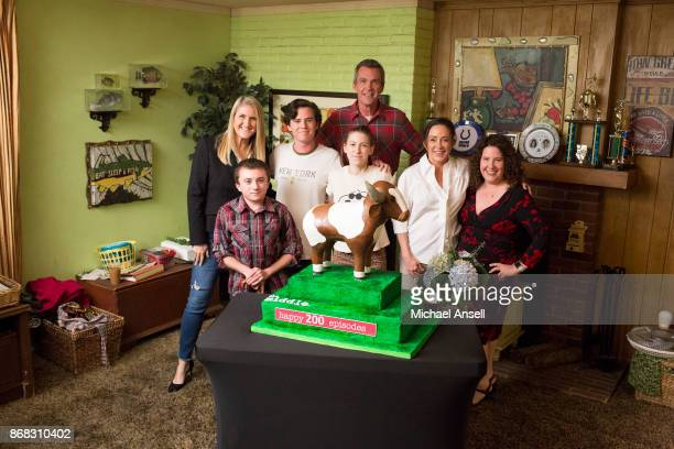 THE MIDDLE 'The 200th' 'The Middle celebrates its milestone 200th episode ATTICUS SHAFFER CHARLIE MCDERMOTT NEIL FLYNN EDEN SHER PATRICIA HEATON...