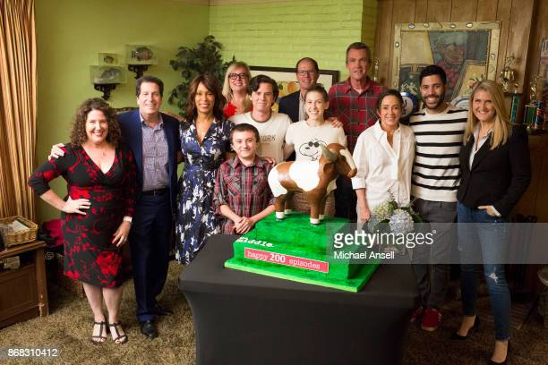 THE MIDDLE 'The 200th' 'The Middle celebrates its milestone 200th episode PETER ROTH CHANNING DUNGEY EILEEN HEISLER ATTICUS SHAFFER CHARLIE MCDERMOTT...