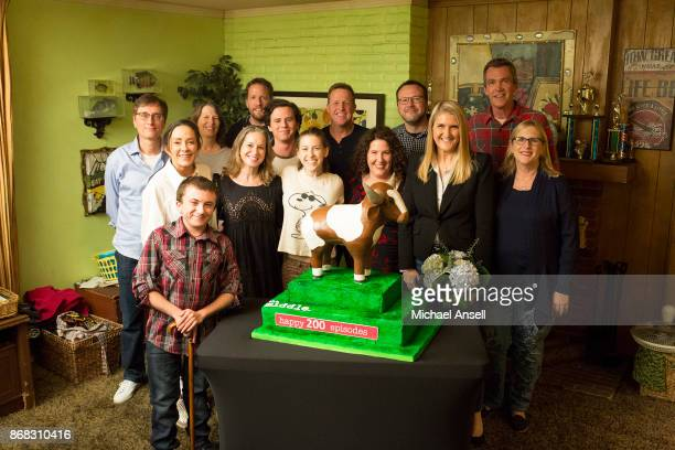THE MIDDLE 'The 200th' 'The Middle celebrates its milestone 200th episode DEANN HELINE NEIL