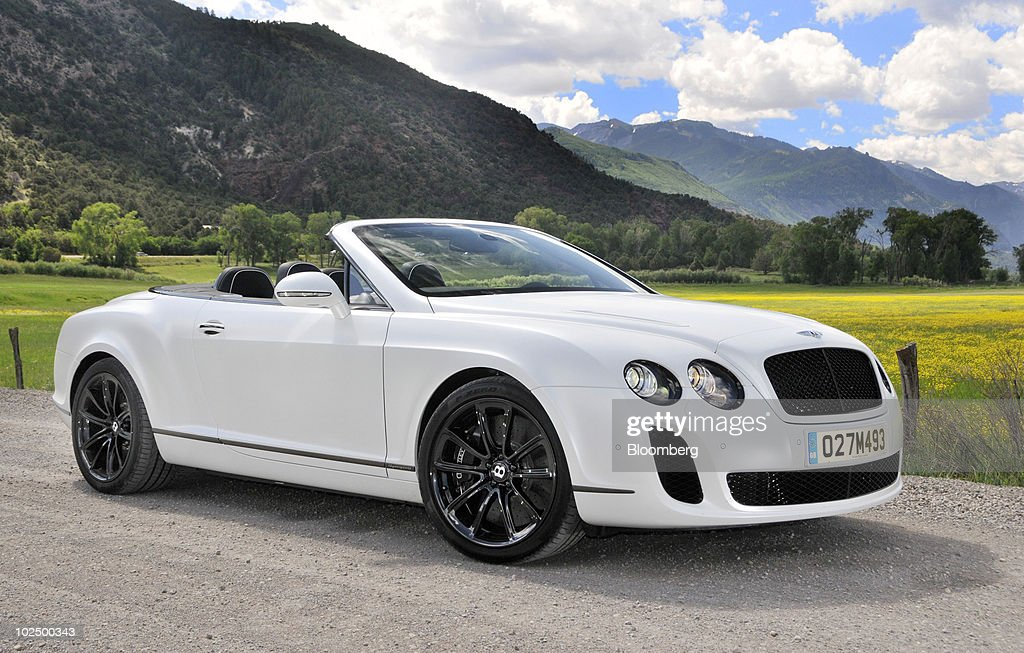 Bentley Continental Supersports Convertible : News Photo
