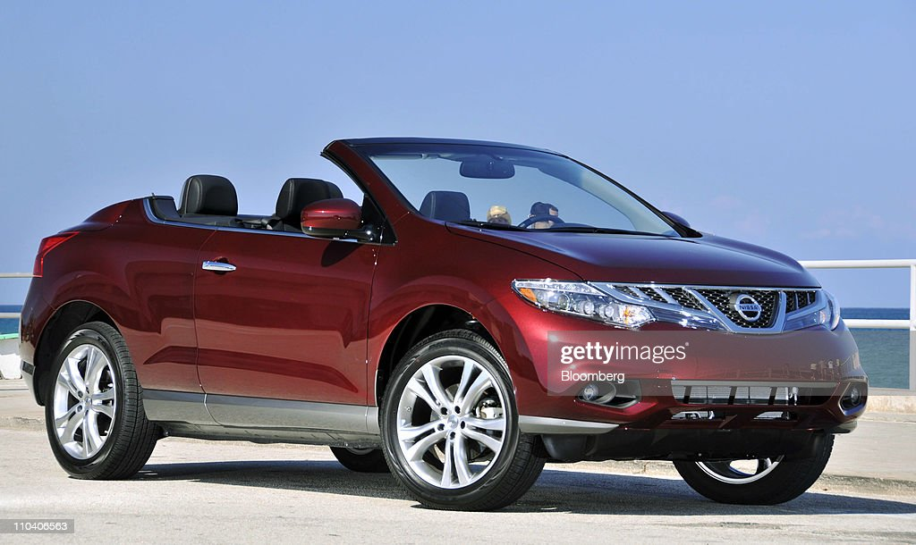 Nissan Murano Cross Cabrio Launch