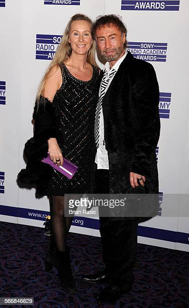 The 2011 Sony Radio Academy Awards Arrivals The Grosvenor House Hotel London Britain 09 May 2011 Paul Rodgers And Wife