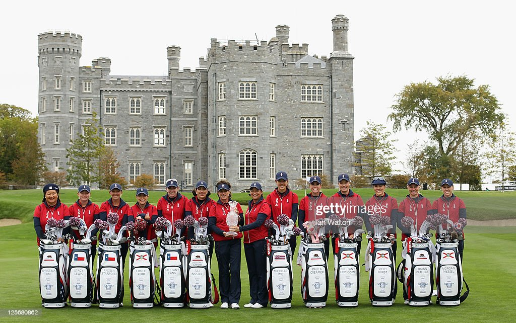 Solheim Cup - Previews
