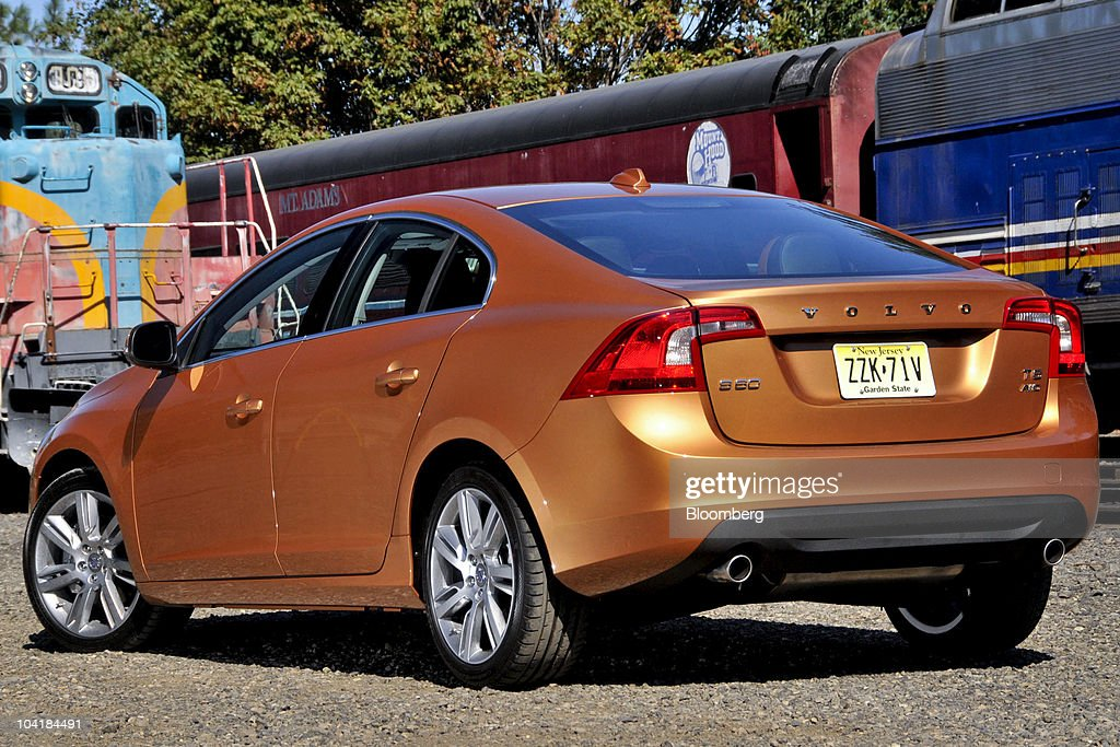 the 2011 volvo s60 sedan which is powered by a turbocharged v 6 news photo getty images 2