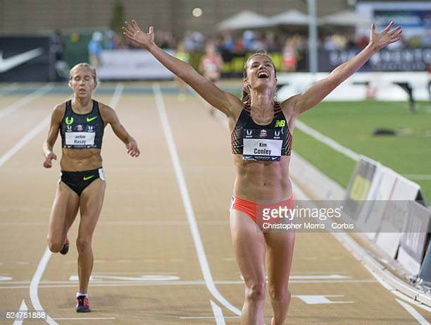 The 2014 USA Track and Field Championships in Sacramento The 2014 USA Track and Field Championships in Sacramento Women's 10000 meter final Kim...