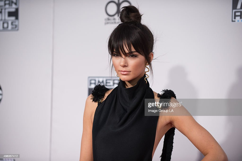 ABC's Coverage Of The 2015 American Music Awards : News Photo