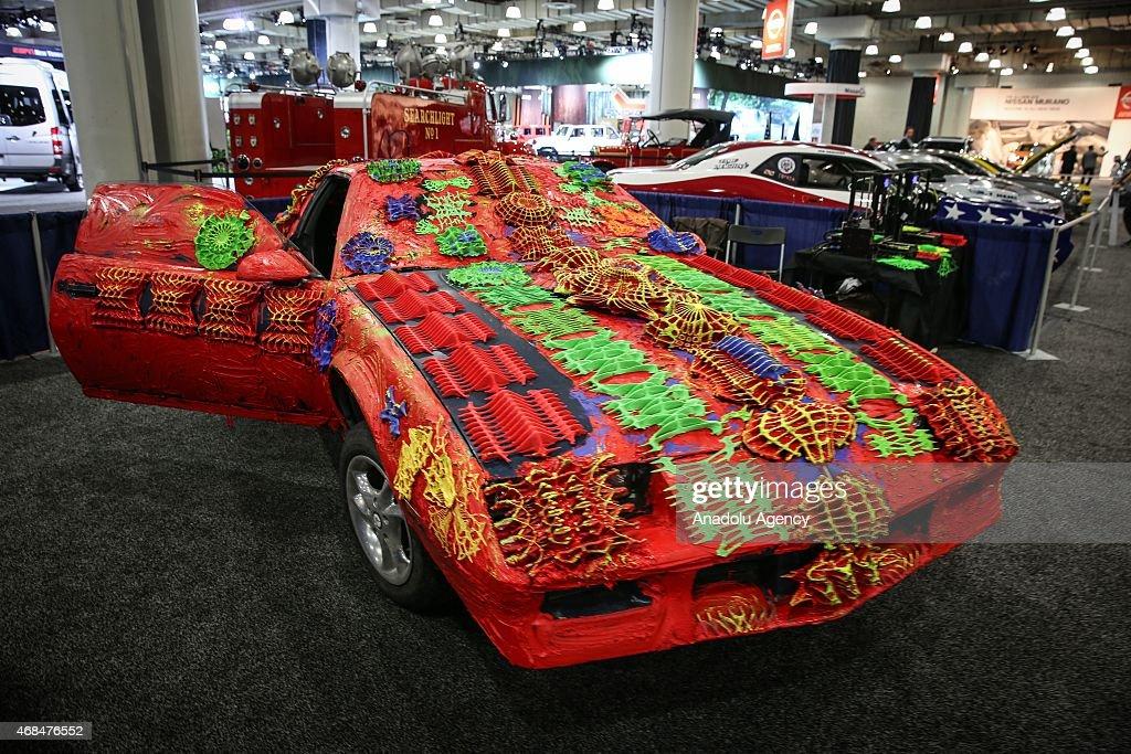 New York International Auto Show : News Photo