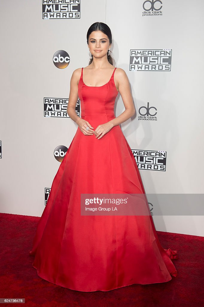 ABC's Coverage Of The 2016 American Music Awards : News Photo