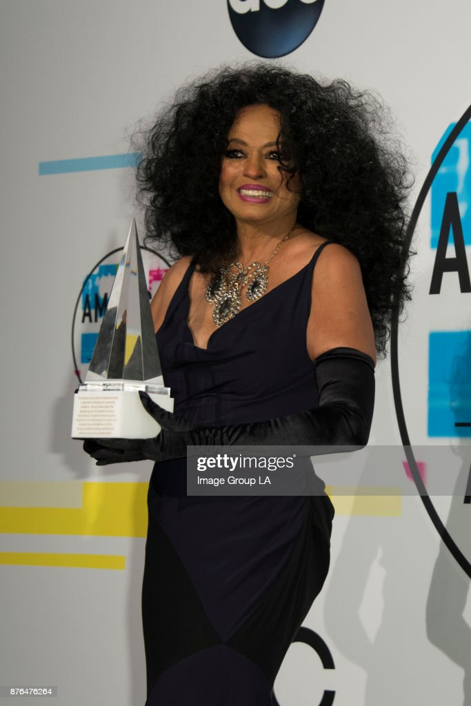 AWARDS(r) - The 2017 American Music Awards, the worlds biggest fan-voted award show, broadcasts live from the Microsoft Theater in Los Angeles on SUNDAY, NOVEMBER 19 (8:0011:00 p.m. EST), on ABC. DIANA