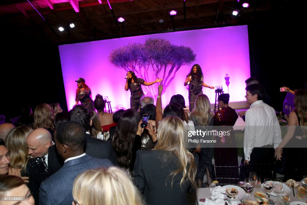 Paul Mitchell Presents The 2017 Baby2Baby Gala - Inside