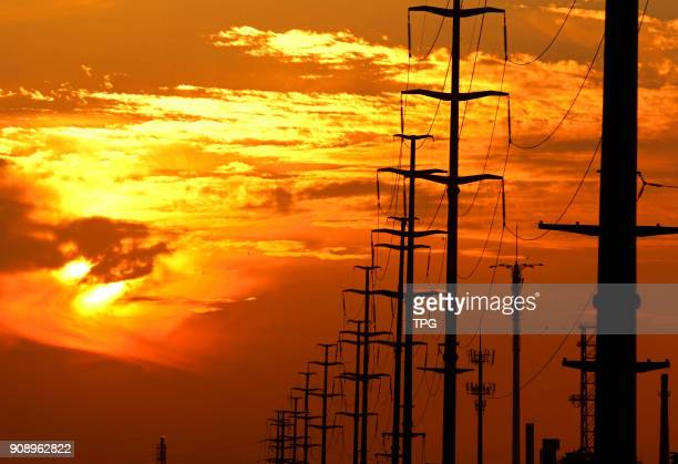 The 2017 total electricity consumption in China was 63 trillion kilowatt hour yearonyear grow 66% in China on 22th January 2018 in Huaian Jiangsu...
