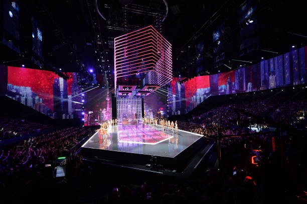 2017 victoria 39 s secret fashion show in shanghai show photos and images getty images. Black Bedroom Furniture Sets. Home Design Ideas