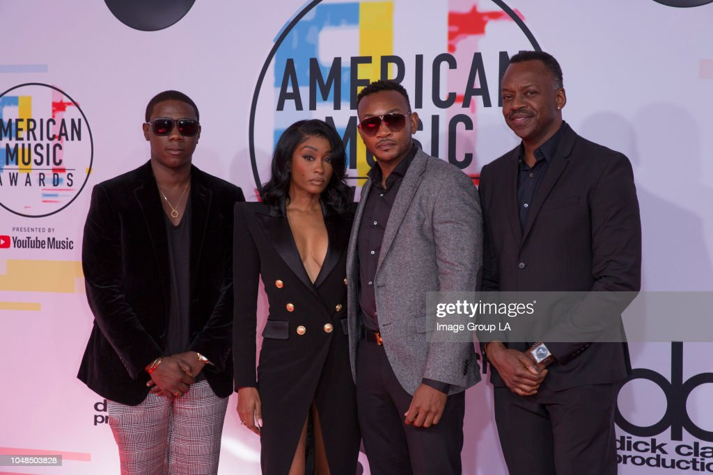 ABC's Coverage Of The 2018 American Music Awards : News Photo