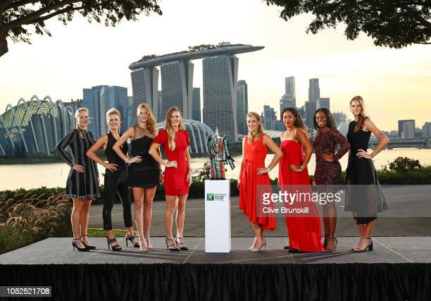 The 2018 BNP Paribas WTA Finals Singapore presented by SC Global returns to Singapore for the fifth consecutive year with the top women competing for...
