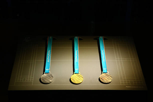 2018 Olympic & Paralympic Winter Games Medals Unveiled ...