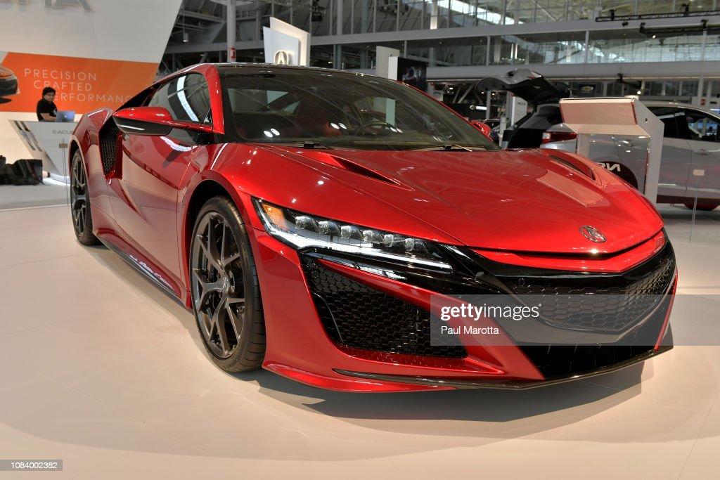 New England Auto Show Press Preview : News Photo