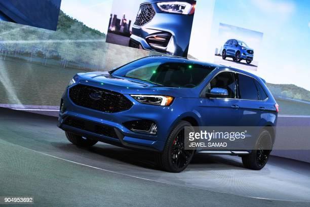ford edge 2019 sverige
