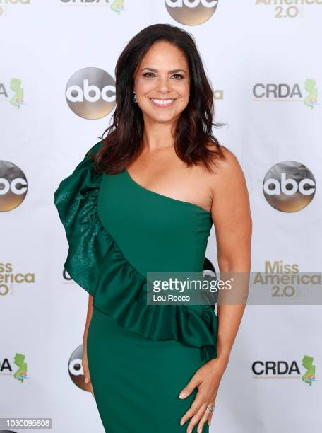 The 2019 Miss America Competition broadcasts live from Atlantic City's Boardwalk Hall on Sunday Sept 9 2018 on the Walt Disney Television via Getty...