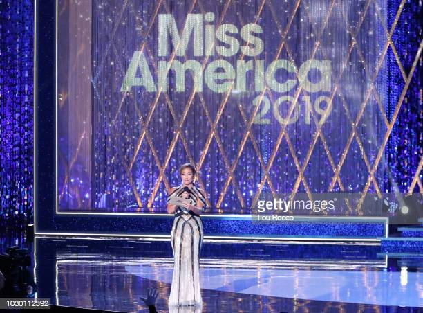 The '2019 Miss America Competition' broadcasts live from Atlantic City's Boardwalk Hall on Sunday Sept 9 2018 on the ABC Television Network