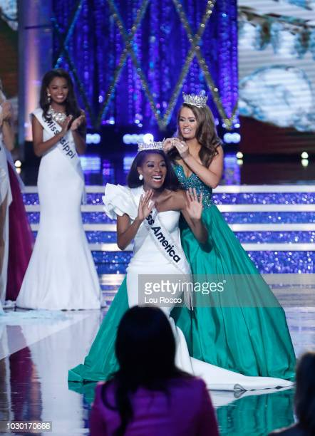 """The """"2019 Miss America Competition"""" broadcasts live from Atlantic City's Boardwalk Hall on Sunday, Sept. 9, 2018 on the Walt Disney Television via..."""
