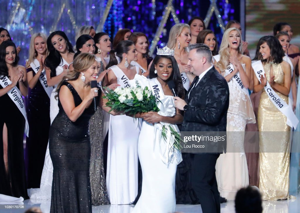 The '2019 Miss America Competition' broadcasts live from Atlantic City's Boardwalk Hall on Sunday, Sept. 9, 2018 (9-11pm, ET) on the ABC Television Network. CARRIE