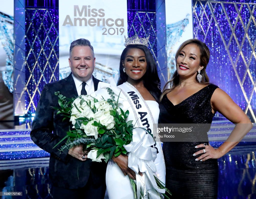 The '2019 Miss America Competition' broadcasts live from Atlantic City's Boardwalk Hall on Sunday, Sept. 9, 2018 (9-11pm, ET) on the ABC Television Network. ROSS
