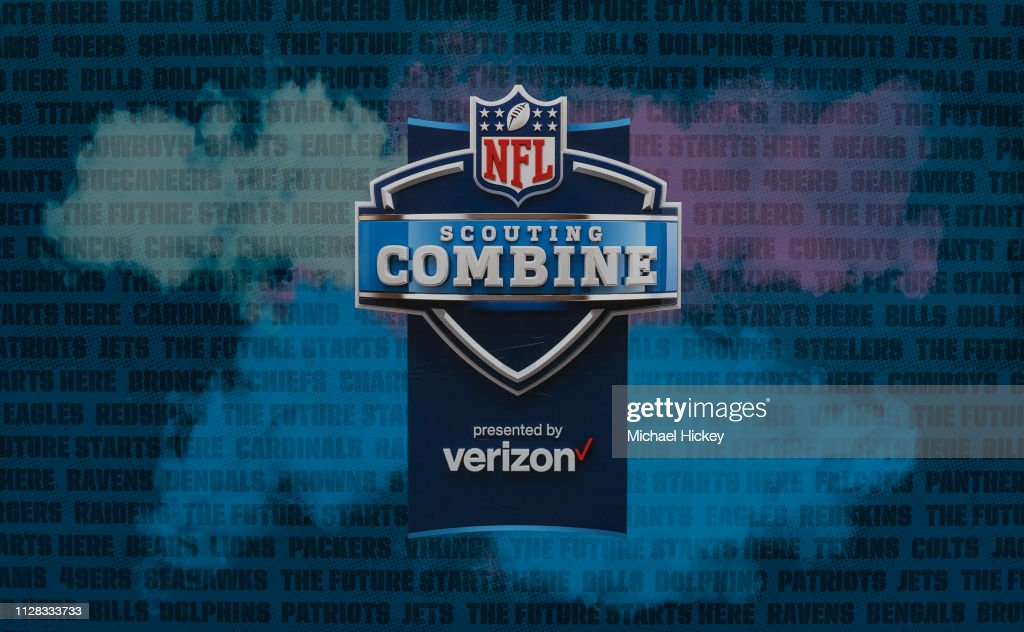 NFL Combine - Day 2 : News Photo