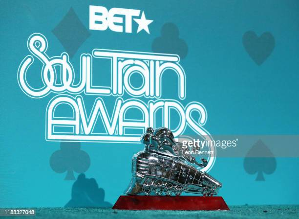 The 2019 Soul Train Awards presented by BET at the Orleans Arena on November 17 2019 in Las Vegas Nevada