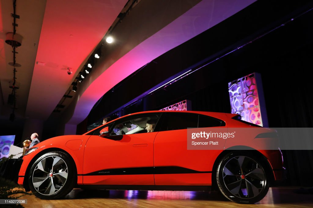 NY: New Automobiles Showcased At Annual New York International Auto Show