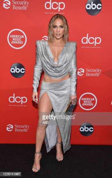 The 2020 American Music Awards, hosted by Taraji P. Henson aired from the Microsoft Theater in Los Angeles, SUNDAY, NOV. 22 , on ABC. JENNIFER LOPEZ