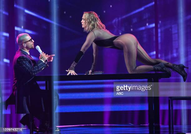 """The 2020 American Music Awards"""", hosted by Taraji P. Henson aired from the Microsoft Theater in Los Angeles, SUNDAY, NOV. 22 , on ABC. JENNIFER..."""