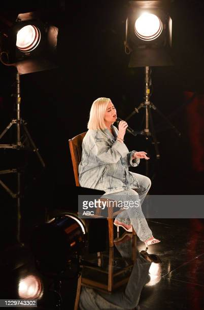 """The 2020 American Music Awards"""", hosted by Taraji P. Henson aired from the Microsoft Theater in Los Angeles, SUNDAY, NOV. 22 , on ABC. KATY PERRY"""