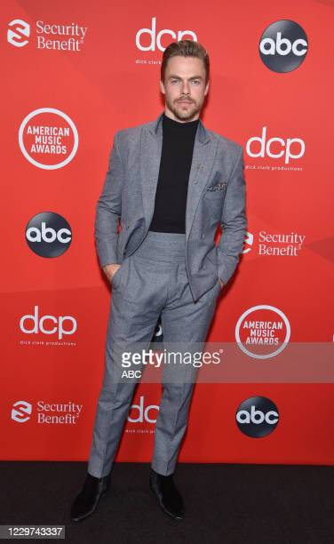 """The 2020 American Music Awards"""", hosted by Taraji P. Henson aired from the Microsoft Theater in Los Angeles, SUNDAY, NOV. 22 , on ABC. DEREK HOUGH"""