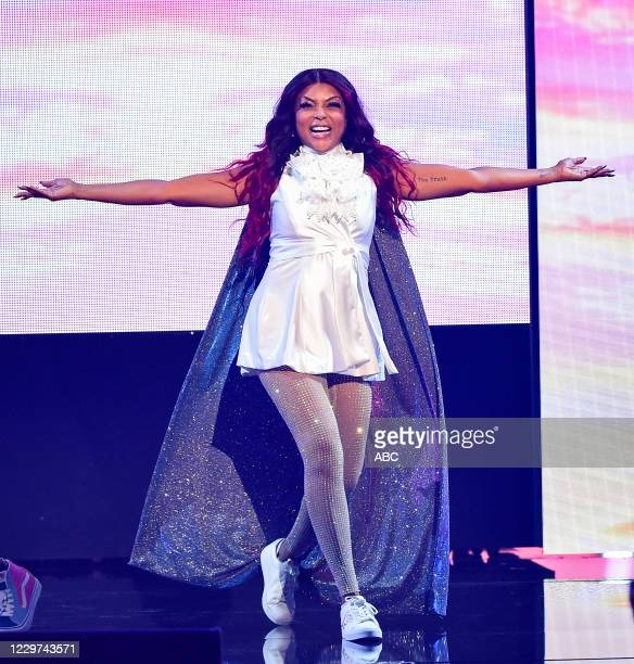 """The 2020 American Music Awards"""", hosted by Taraji P. Henson aired from the Microsoft Theater in Los Angeles, SUNDAY, NOV. 22 , on ABC. TARAJI P...."""