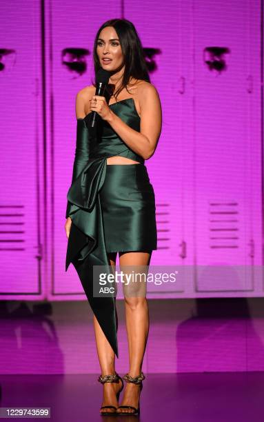 """The 2020 American Music Awards"""", hosted by Taraji P. Henson aired from the Microsoft Theater in Los Angeles, SUNDAY, NOV. 22 , on ABC. MEGAN FOX"""