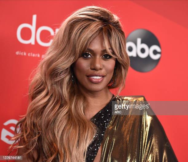 """The 2020 American Music Awards"""", hosted by Taraji P. Henson aired from the Microsoft Theater in Los Angeles, SUNDAY, NOV. 22 , on ABC. LAVERNE COX"""