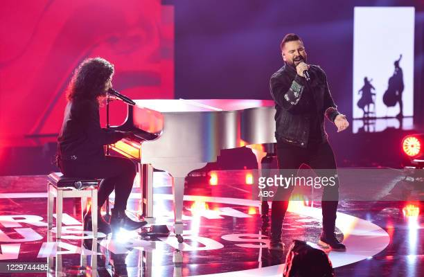 """The 2020 American Music Awards"""", hosted by Taraji P. Henson aired from the Microsoft Theater in Los Angeles, SUNDAY, NOV. 22 , on ABC. DAN + SHAY"""