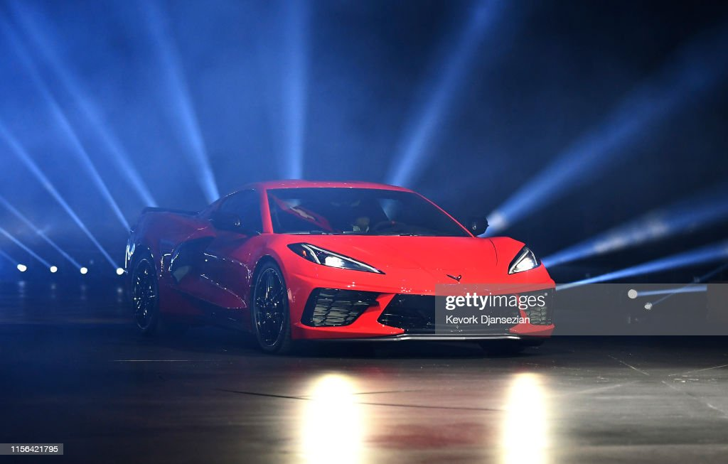 The 2020 Mid Engine C8 Corvette Stingray By General Motors Is