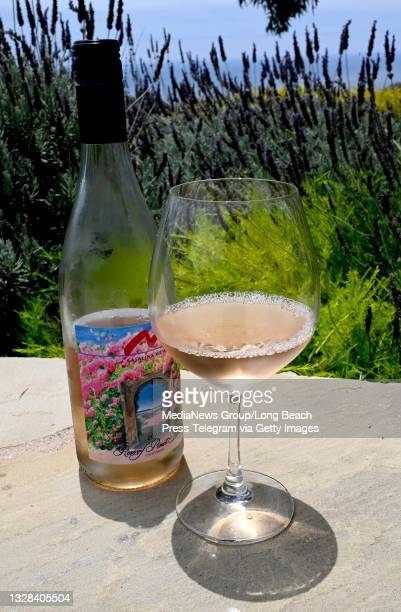 The 2020 Rose of Pinot Noir bottle, at the vineyard. After years of hard work by John York and his staff the city is now on the map established as...