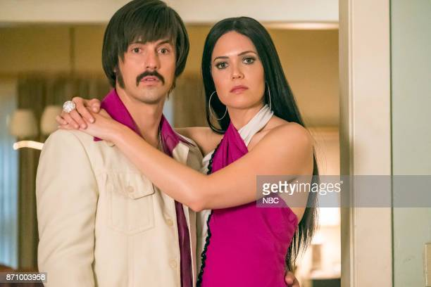 US 'The 20's' Episode 206 Pictured Milo Ventimiglia as Jack Mandy Moore as Rebecca