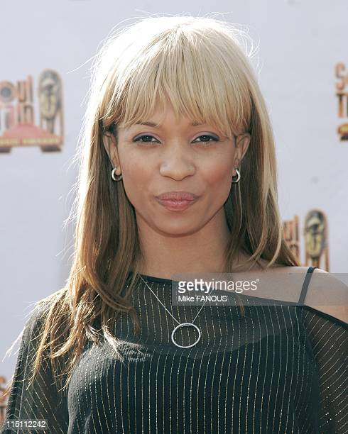 The 20th Annual Soul Train Music Awards in Pasadena United States on March 04 2006 Karrine Steffans at the 20th Annual Soul Train Music Awards at the...