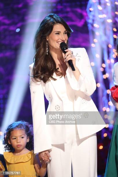 The 21st annual A HOME FOR THE HOLIDAYS WITH IDINA MENZEL will be broadcast Sunday Dec 22 on the CBS Television Network Tony Award winner Idina...