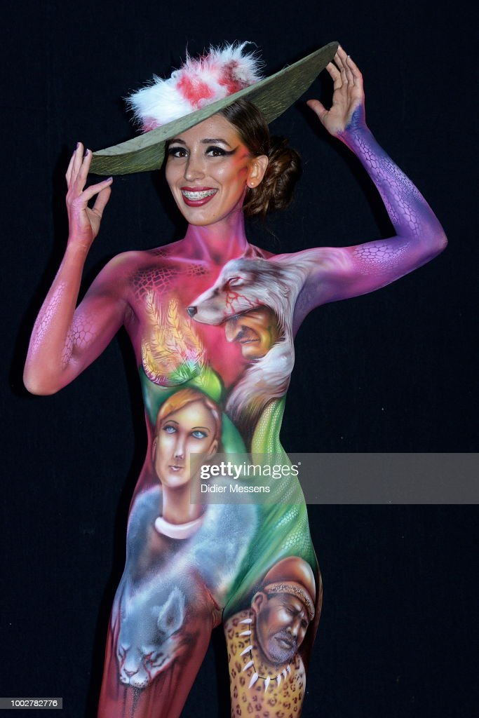 The 21st World Bodypainting Festival 2018 On July 13 2018 In News Photo Getty Images