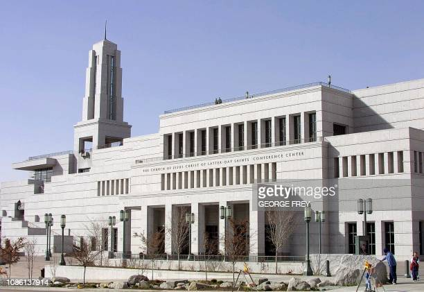 The 22000 seat conference center of the Mormon church in downtown Salt Lake CityUtah will be the site of many nonofficial entertainment events that...