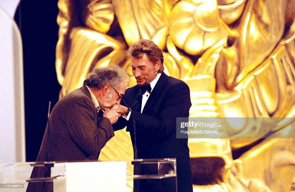The 23Rd Cesar Awards Ceremony In Paris, France In February 1998. : Photo d'actualité