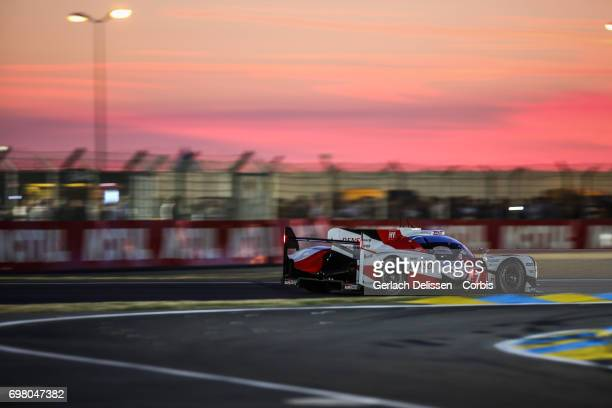 The 24 Heures du Mans Cars Circuit de La Sarthe France Le Mans Le Mans 24 Hours Motorsport Racing speed sportscar track Toyota Toyota Gazoo Racing...